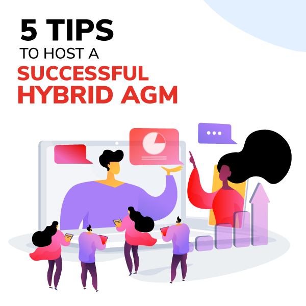 10 Tips to Host a Successful Hybrid AGM